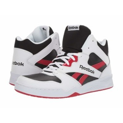 リーボック メンズ スニーカー シューズ Royal BB4500 Hi 2 White/Black/Excellent Red