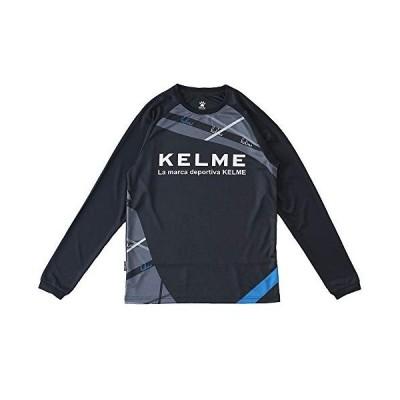 ケルメ KELME ケレメジュニア用ロングプラクティスシャツ K19F155J ブラック 160cm