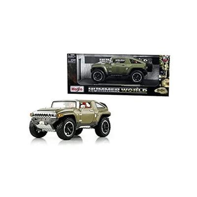 新しい1: 18W / B Maisto Hummer Worldコレクション–Sand Hummer Hx Concept Diecastモ 並行輸入品