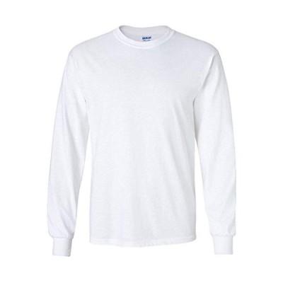 ギルダン GILDAN Tシャツ 長袖 米国ブランド ウルトラコットン 6oz クルーネック エコテックスラベル認定ブランド サイズ S~X