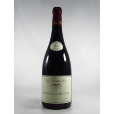 ラ プス ドール シャンボル ミュジニー [2016] 750ml 赤ワイン