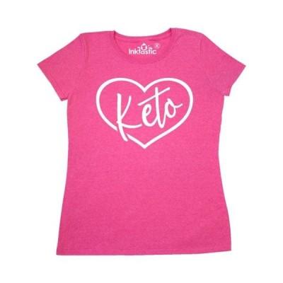 レディース 衣類 トップス I Love Keto Women's T-Shirt Tシャツ