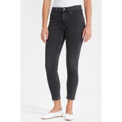 エバーレーン レディース デニムパンツ ボトムス The Mid-Rise Skinny Jean WASHED BLACK