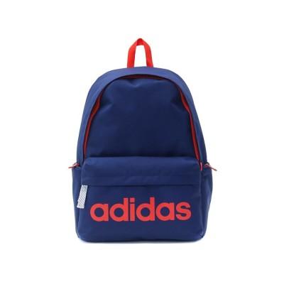 (adidas/アディダス)アディダス リュック adidas バッグ スクールバッグ リュックサック デイパック 23L 47892/ユニセックス ネイビー