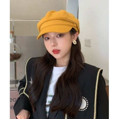 KOR / シンプルキャスケット WOMEN 帽子 > キャスケット