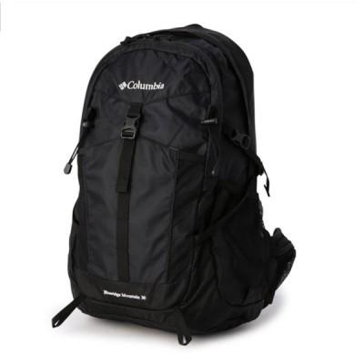 デイパック・バックパック コロンビア BLUERIDGE MT 30L BACKPACK(ブルーリッジ マウンテン 30L バックパック) 30L 010(Black)
