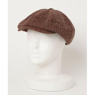 ZealMarket/SFW / レディース 帽子 キャップ フェイクレザー ベレー コーデ キャスケット 防寒 保温 WOMEN 帽子 > ハンチング/ベレー帽