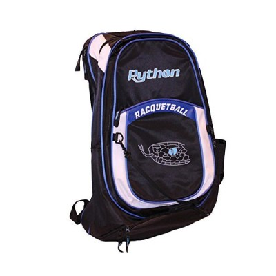 Python Deluxe Extra Long Racquetball Backpack Bag【並行輸入品】