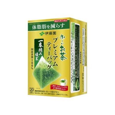 伊藤園/プレミアムティーバッグ 一番摘み