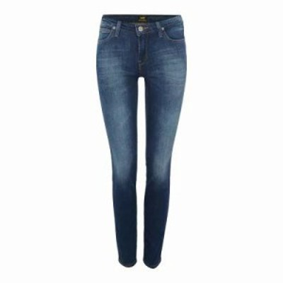 リー ジーンズ・デニム Scarlett Skinny Jean In Night Sky denim mid wash