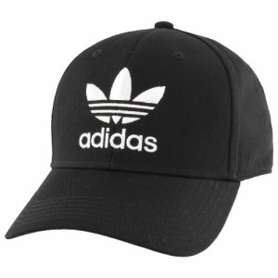 アディダス オリジナルス メンズ adidas Originals Trefoil Precurve Adjustable Cap キャップ 帽子 Black