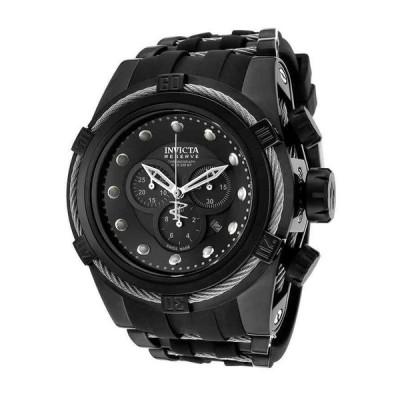 インビクタ 腕時計 New メンズ Invicta 14940 Reserve Bolt Zeus Swiss クロノグラフ Polyurethane Watch インヴィクタ