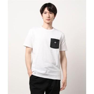 tシャツ Tシャツ 【OUTDOOR PRODUCTS】防蚊加工 ポケットTシャツ ワンポイントブランドロゴ