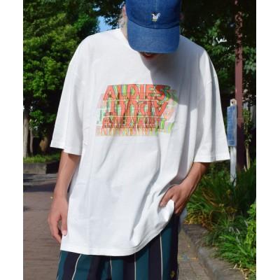 ALDIES / Adalt 3D T / アダルトスリーディーT MEN トップス > Tシャツ/カットソー