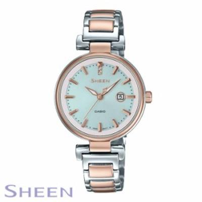シーン カシオ SHEEN CASIO ウォッチ 腕時計 国内正規モデル SHS-4524SCG-7AJF
