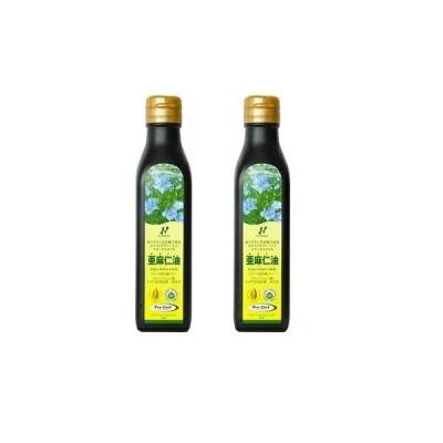 <2本セット /ニューサイエンス>フラックスオイル(カナダ産)200ml ×2本 亜麻仁油 アマニオイル あまに油 オーガニック 健康食品   高齢者  ドレッシング