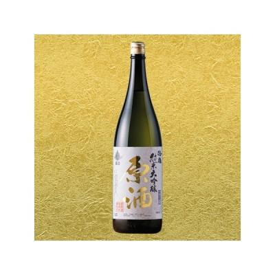 日本酒 純米大吟醸原酒 越乃松亀 純米大吟醸原酒 一升瓶 1800ml
