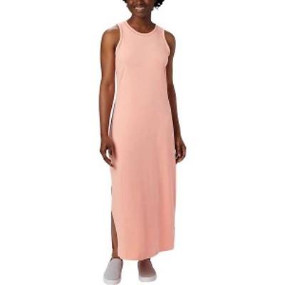 コロンビア レディース ワンピース トップス Columbia Women's Slack Water Knit Maxi Dress Tiki Pink