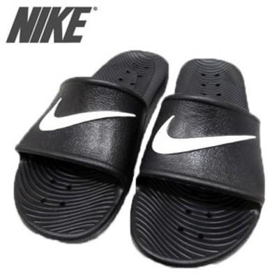 サンダル ナイキ カワ メンズ レディース Nike Kawa Shower Slides ブラック/ホワイト