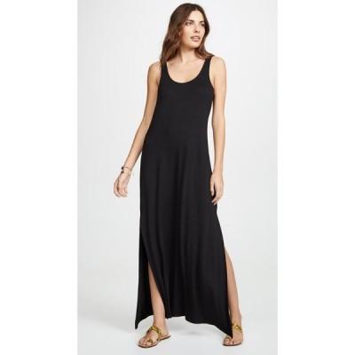 ゼットサプライ Z Supply レディース ワンピース マキシ丈 ワンピース・ドレス Victoria Maxi Dress Black