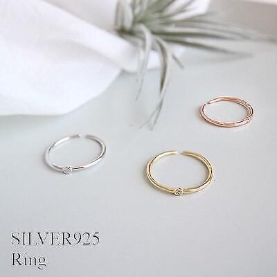 定価より40%OFF迄Silver925送料無料フリーサイズ新作silver925リング 指輪 レディース シンプル 一粒 ジルコニア プロポーズ デザインリング おしゃれ プレゼント 重