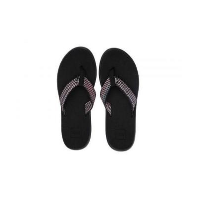 Teva テバ レディース 女性用 シューズ 靴 サンダル Voya Flip - Bar Street Multi Black