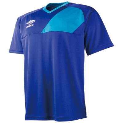 UMBRO(アンブロ) ディヴィジョンセカンダリーシャツ ブルー