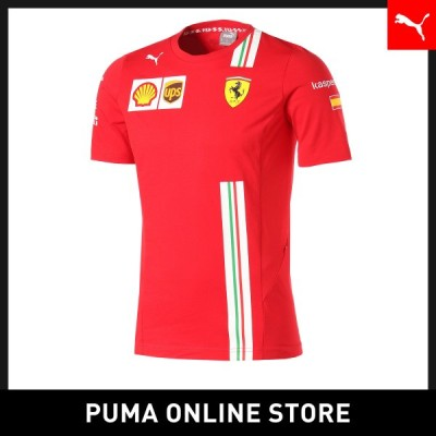 フェラーリ SF SAINZ レプリカ Tシャツ