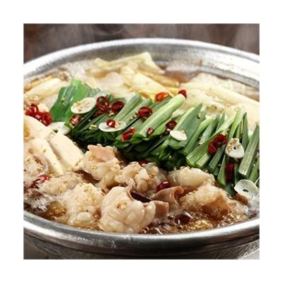 博多若杉 もつ鍋セット 国産 牛もつ鍋 お取り寄せ もつ鍋 あごだし醤油味 (2人前)