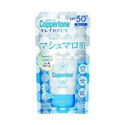大正製薬 コパトーン キレイ魅せUVカット マシュマロ肌 SPF50+ PA++++ 40g
