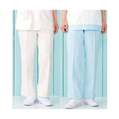 PR5001 オンワード ナースウェア パンツ 男性用 制菌加工 静電気帯電防止 ストレッチ 透け防止 防汚 吸水 速乾
