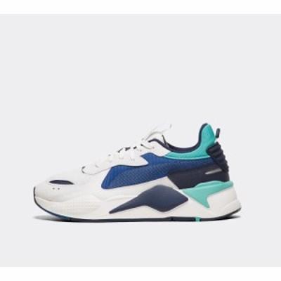 プーマ Puma メンズ スニーカー シューズ・靴 rs-x hard drive trainer White/Galaxy Blue