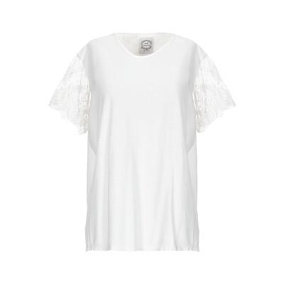 ピンク メモリーズ PINK MEMORIES T シャツ ホワイト 44 コットン 100% T シャツ