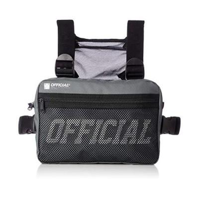 オフィシャル チェストバッグ MELROSE COLLECTION CHEST UTILITY BAG GREY