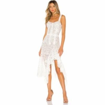 ブロンクス アンド バンコ Bronx and Banco レディース ワンピース ワンピース・ドレス Tiffany Blanc Dress White