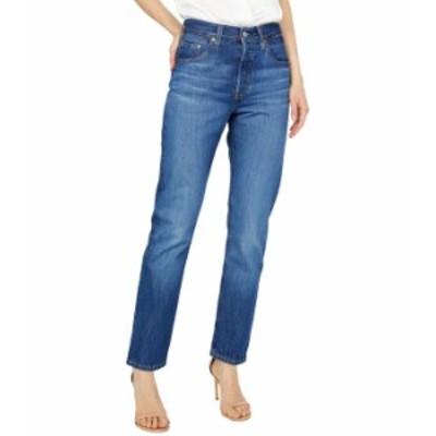リーバイス レディース デニムパンツ ボトムス 501 Jeans Market Sixth St
