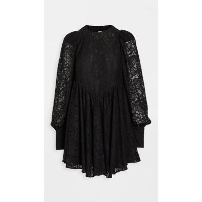 ロテート ROTATE レディース ワンピース ワンピース・ドレス Alison Dress Black