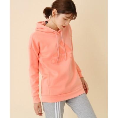 Couture brooch / 【WEB限定販売】adidas(アディダス)シャドーロゴパーカー WOMEN トップス > パーカー