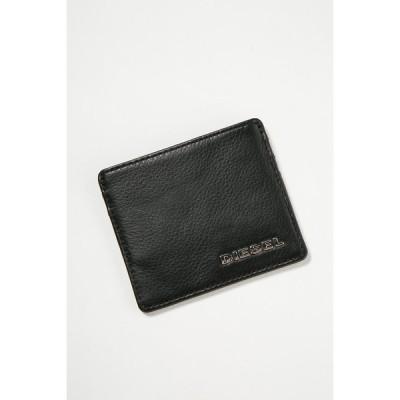 ディーゼル カードケース JOHNAS I - card-holder X03153 PS777 ブラック DIESEL