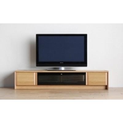 AL167【開梱・設置】エクール テレビボード 180cm ナチュラル