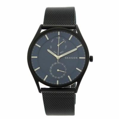 スカーゲン メンズ 腕時計/SKAGEN 腕時計 ブルー ブラック ネイビー 送料無料/込 ホワイトデー