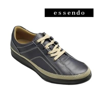 ボブソン/カジュアルシューズ BB5422(ネイビー)/タウンカジュアルタイプ 3E/メンズ 靴