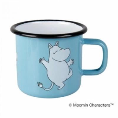 MOOMIN(ムーミン) ムーミンマグ ムーミン ブルー MRA060027