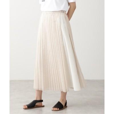 スカート ◆オーガンジープリーツスカート