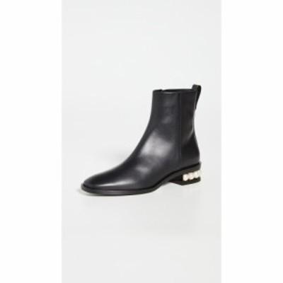 ニコラス カークウッド Nicholas Kirkwood レディース ブーツ ショートブーツ シューズ・靴 30mm Casati Ankle Boots Black