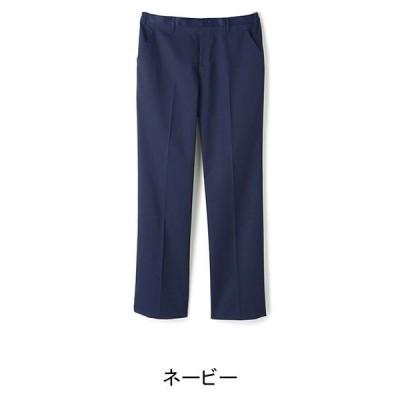 男女共用 パンツ 男女兼用 自重堂 WHISeL WH90166 ポリエステル80%綿20% S・M・L・LL・3L・4L・5L