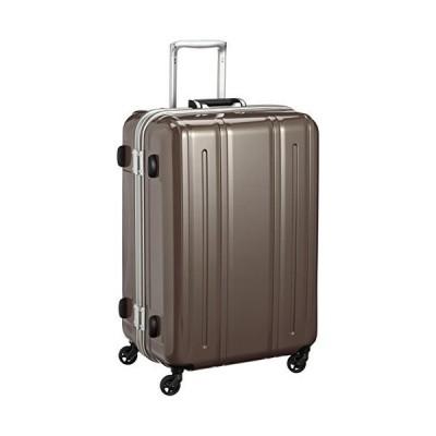 エバウィン 軽量スーツケース Be Light 静音キャスター 82L 69 cm 4.2kg シャンパン