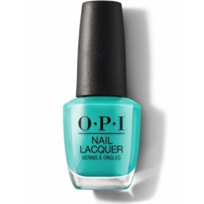 OPI(オーピーアイ)NAIL LACQUER(ネイルラッカー)NLN74 Dance Party 'Teal Dawn 15ml