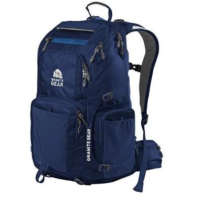 Granite Gear Jackfish Backpack, Midnight Blue/Enamel Blue, Midnight Blue/Enamel Blue 並行輸入品