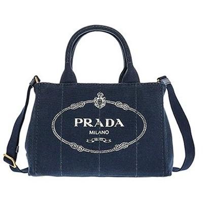 プラダ 手提げバッグ  PRADA 1BG439 CANAPA/BALTICO